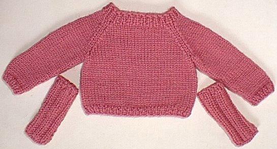 3f5110100 Sasha Dolls Knitting Kits