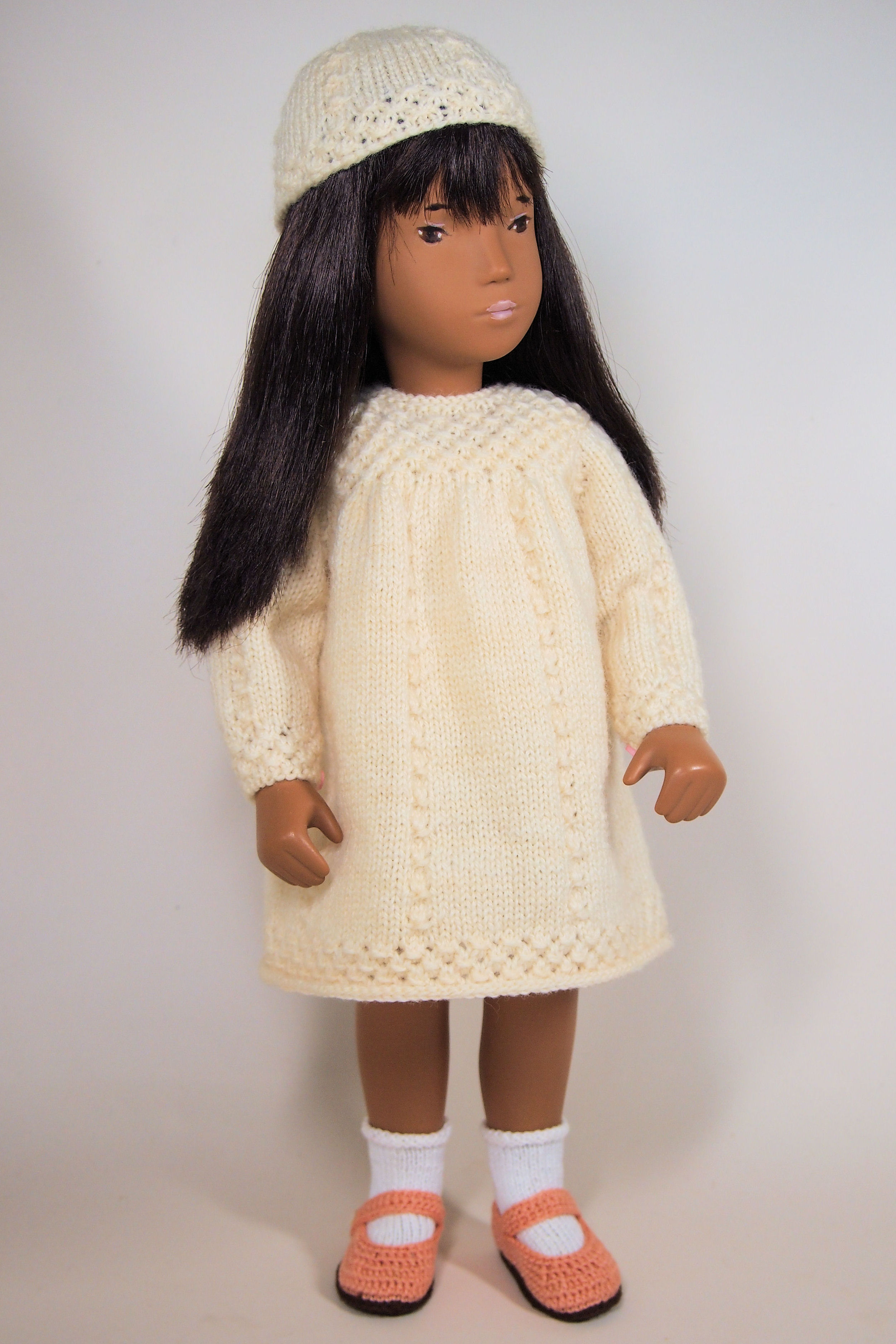 Sasha Dolls Knitting Patterns